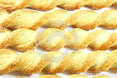 Cheese Twist Snack