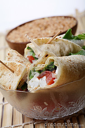 Cheese wraps