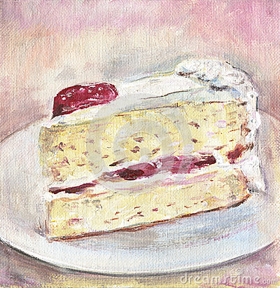 Cheesecake φραουλών