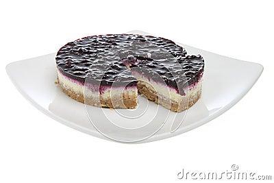 Cheesecake голубики