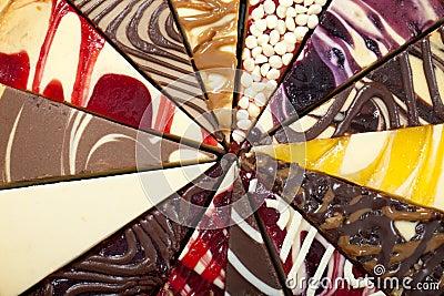 Cheesecake Closeup