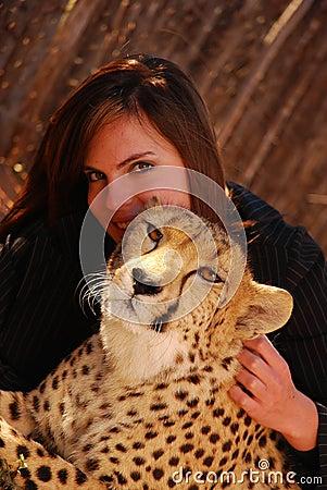 Free Cheetah Pet Royalty Free Stock Image - 6797426