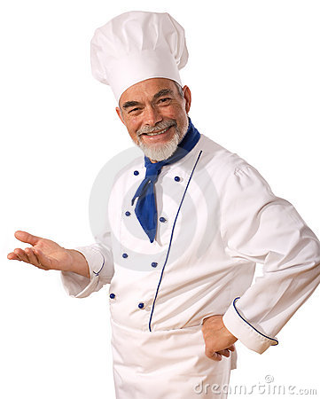 Free Chef Stock Image - 7120581