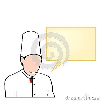 Chef advise tooltip comic