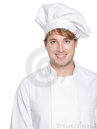 Chef, baker or male cook