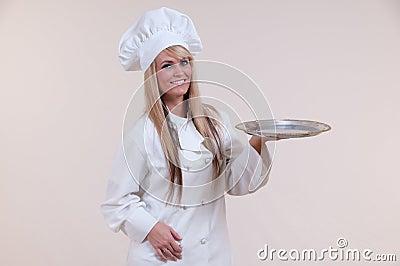 Chef Blank Tray