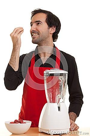 Chef blender grateful