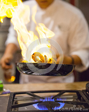 Free Chef Cooking Royalty Free Stock Image - 30398816