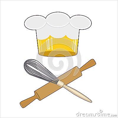 Chef emblem