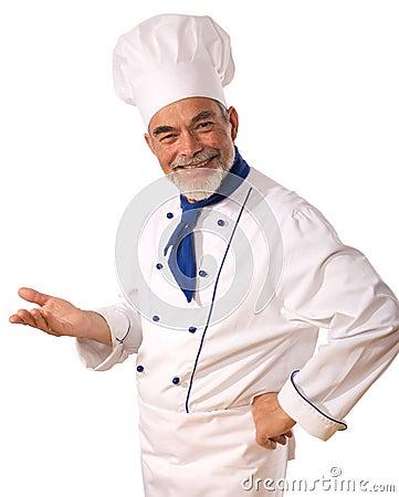 Nieuwe chef kok en F B manager