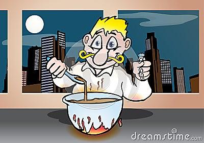 Chef recipe
