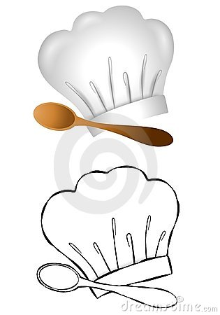 Chef s Hat and Spoon