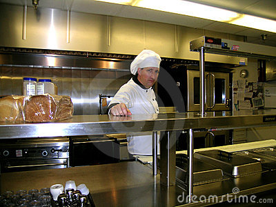 Chef, Waiting For the Next Order
