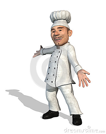 A Chef Welcomes You