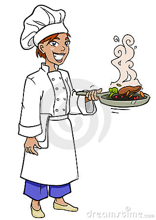Chef Woman
