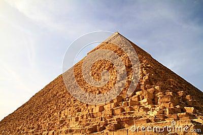 Chefren pyramid