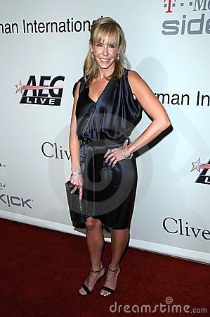 Chelsea Handler, Clive Davis Editorial Stock Photo
