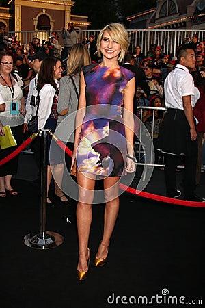 Chelsea Kane Editorial Stock Photo