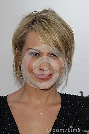 Chelsea Kane at the Los Angeles Film Festival Closing Night Gala Premiere  Editorial Photography