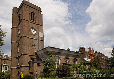 Chelsea Old Church, London