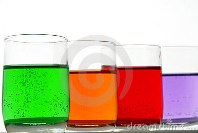 Chemical Fluids Stock Image - Image: 13671851