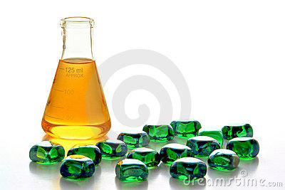 Chemical and Glass in Industrial Manufacturing
