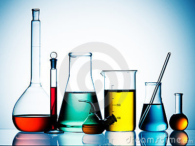 Chemical glassware