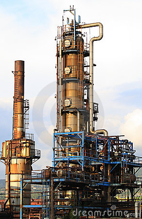 Free Chemical Industry Royalty Free Stock Photo - 6693815