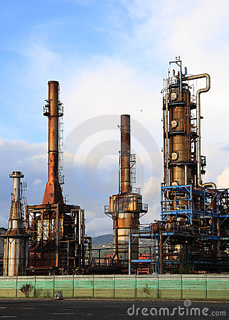 Free Chemical Industry Royalty Free Stock Image - 6693816