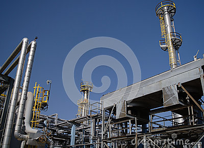 Chemical manufacturing.
