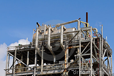 Chemical and oil refinery