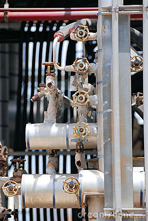 Chemical Process Valves and Piping