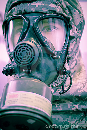 Chemical protection equipment