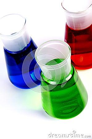 Chemicals in Laboratory Glassware