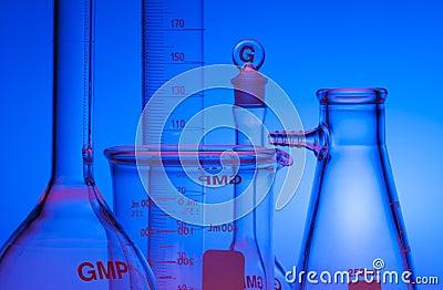 Chemiczny glassware