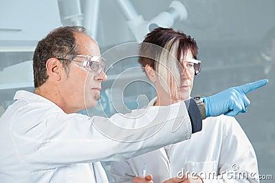 Chemist exhibition