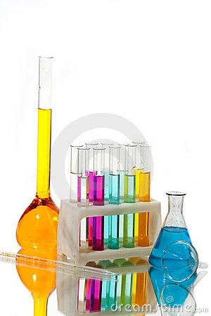Free Chemistry Royalty Free Stock Photo - 9750225