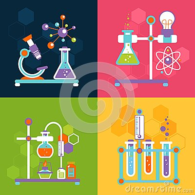 Free Chemistry Design Concepts Stock Photos - 47196633