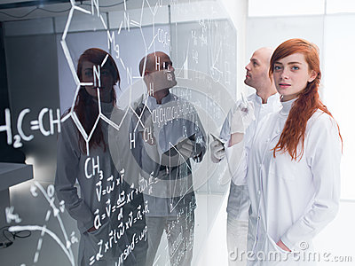 Chemistry lab teacher analysis