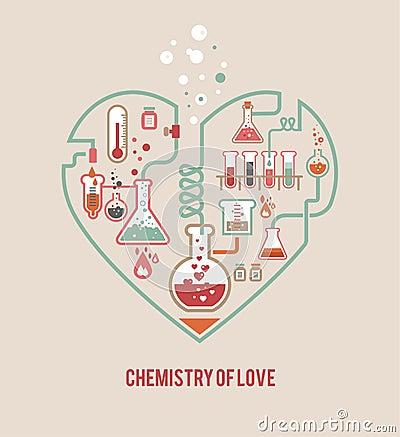 Chemistry Of Love Stock Photo Image 36913790