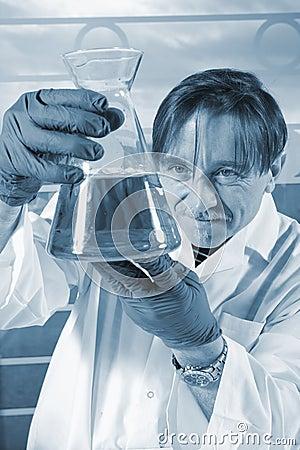 Chemistry scientist