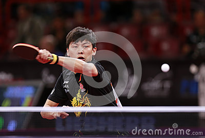 CHEN Qi ( CHN ) Editorial Stock Image