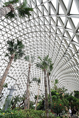Chen shan shanghai botanical garden Editorial Image