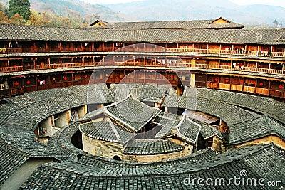 Chenqi Fujian Tulou