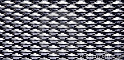 Chequer metal texture
