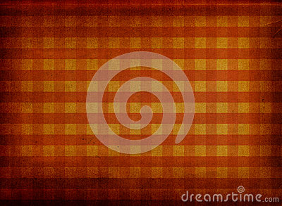 Chequered canvas background