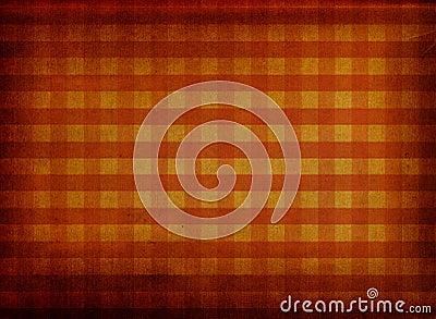Chequered canvas background