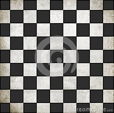 Chequered grunge background 2