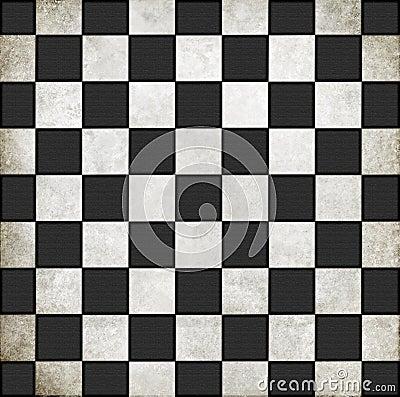 Chequered grunge background 2