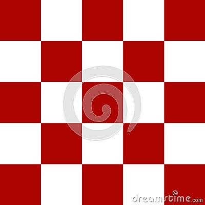Chequered pattern